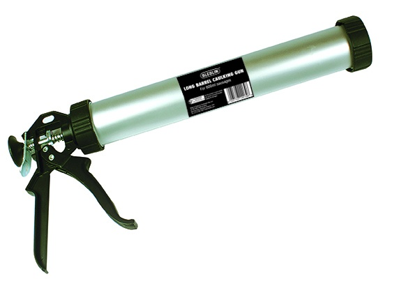 Long Barrel Caulking Gun