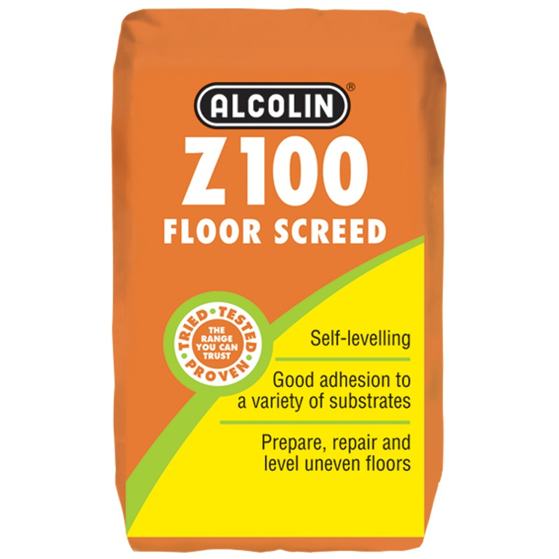Z100 Floor Screed