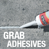 Grab Adhesives