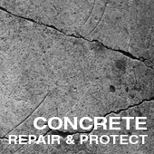 Concrete Repair & Protect