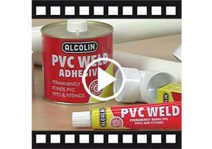 Pvc Weld Plumbing Diy Products Alcolin