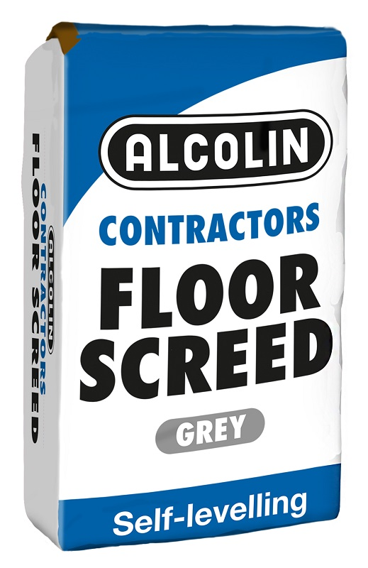 Contractors Floor Screed