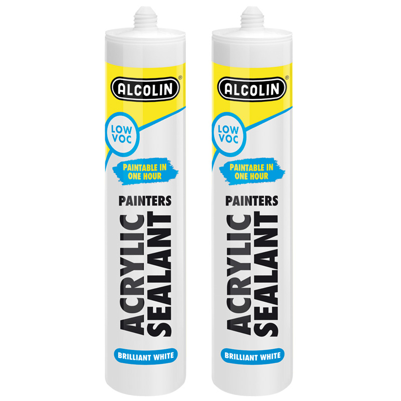 Acrylic Sealant Sealants Diy Products Alcolin