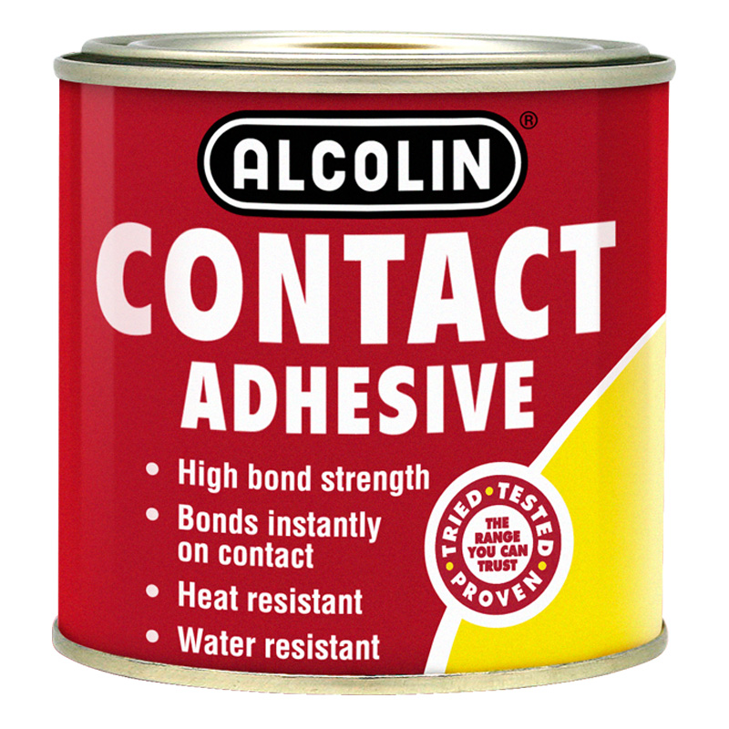 Contact Adhesive Solvent Based Diy Products Alcolin
