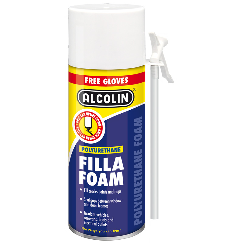 Filla Foam | Fillers | DIY Products | Alcolin