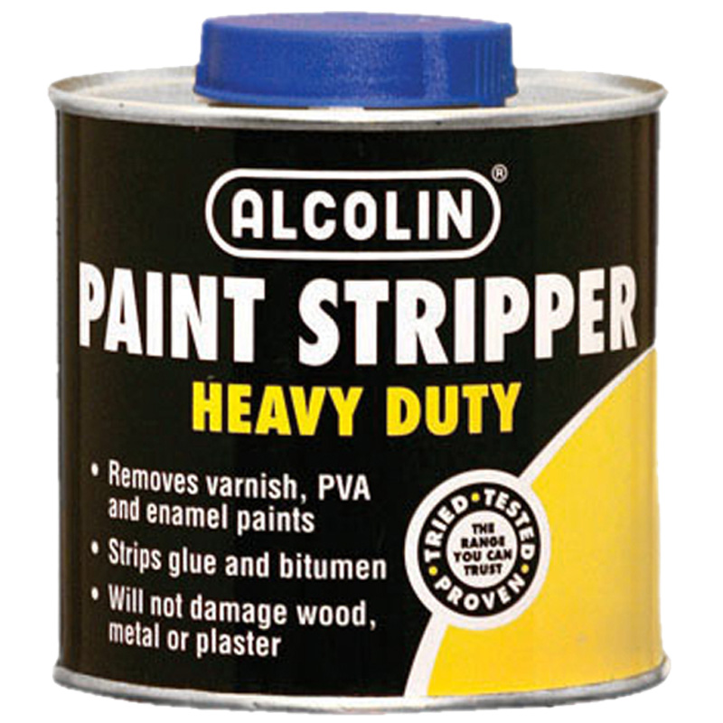 Paint Stripper | Wood | DIY Products | Alcolin