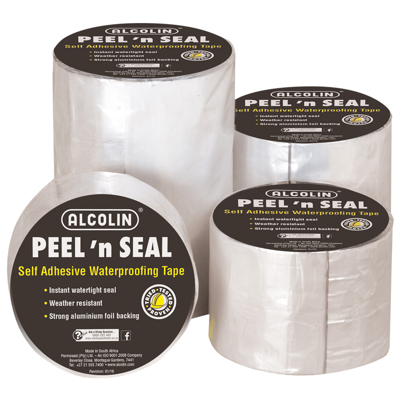 Peel \'n Seal | Waterproofing | DIY Products | Alcolin