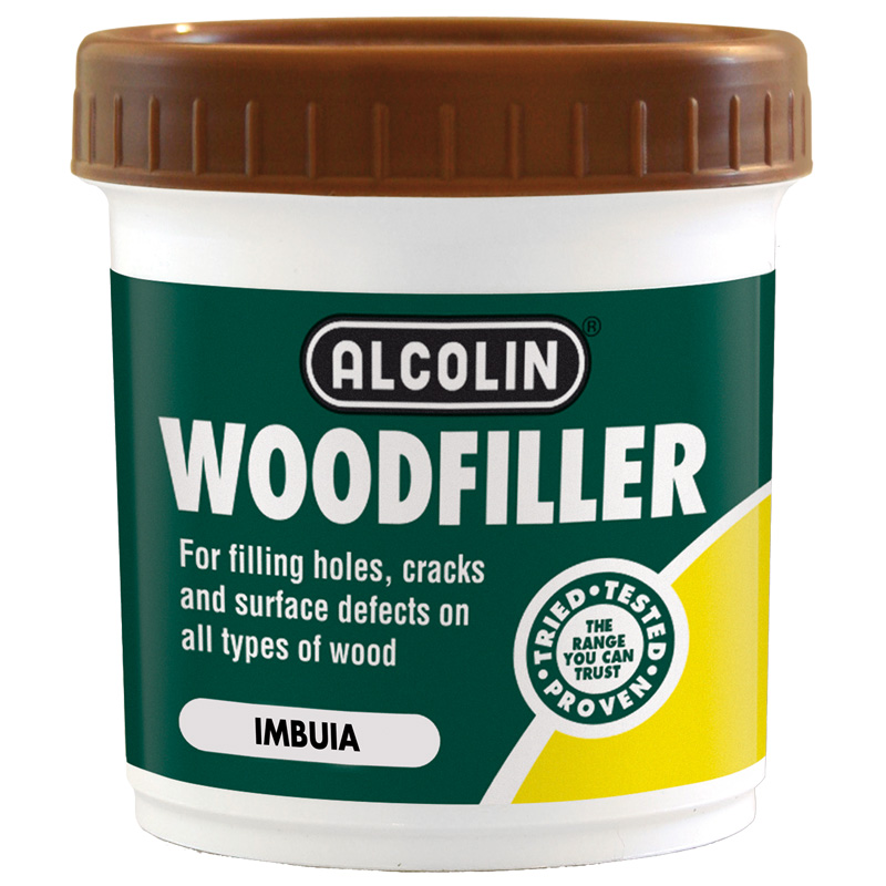 Woodfiller Fillers Diy Products Alcolin